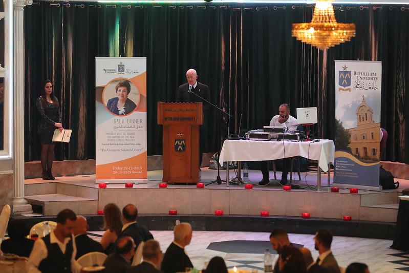Bethlehem University Holds Fundraising Gala Dinner
