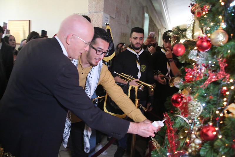 Merry Christmas from Bethlehem