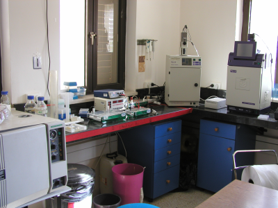 UNESCO Biotechnology Educational and Research Center - Developmental