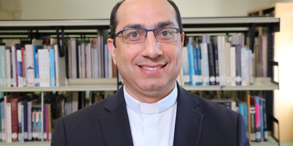 Father Iyad Twal Appointed Executive Vice President