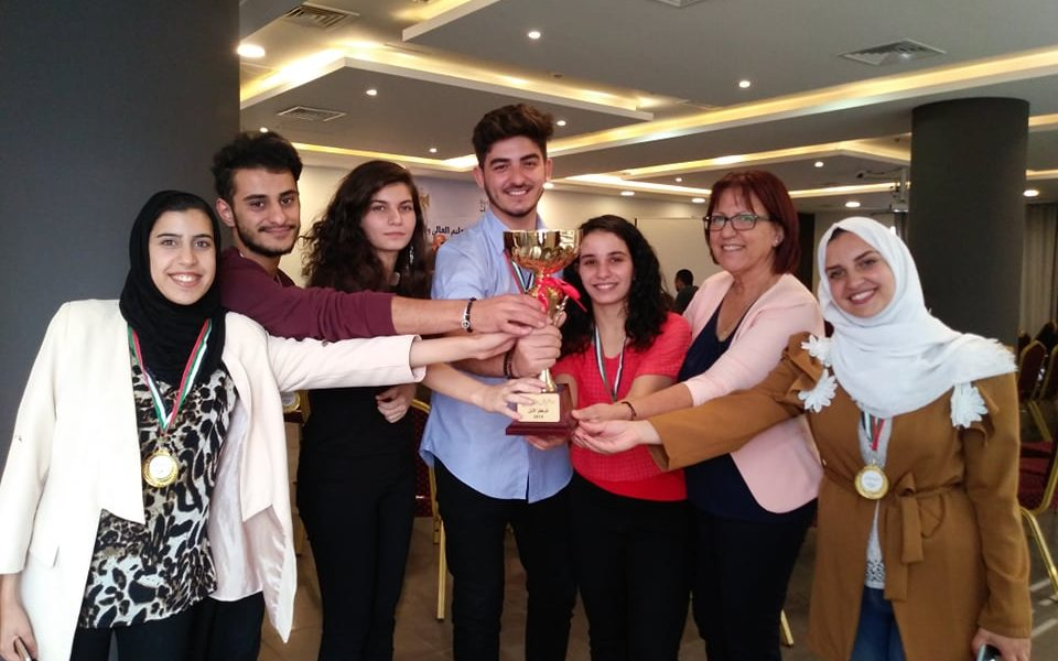 Debate Team Wins the Palestine Debate Tournament