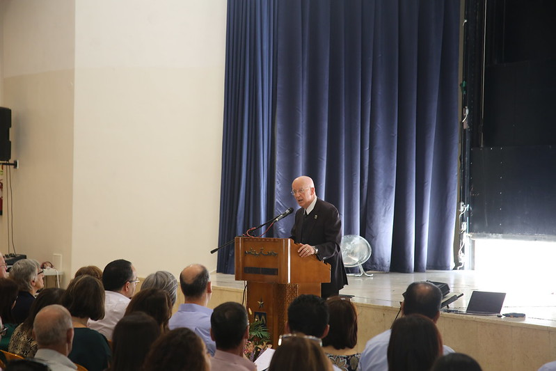Academic Year Kicks Off With Annual Faculty and Staff Meeting